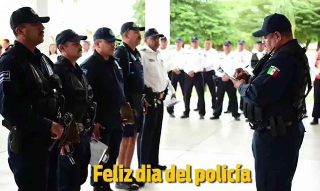 Feliz Dia Del Policia Tarjetas En Video Ella celebró por adelantado el 'día de la mujer'. feliz dia del policia tarjetas en video
